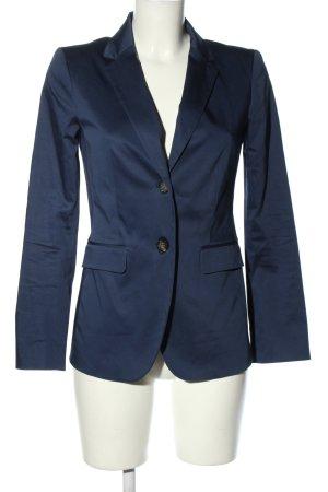 Cortefiel Short Blazer blue business style