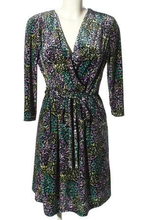 Cortefiel Longsleeve Dress allover print casual look