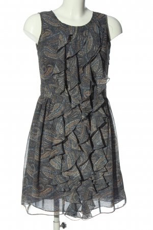 Cortefiel Mini Dress allover print elegant