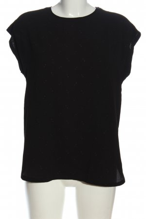 Cortefiel Knitted Jumper black casual look