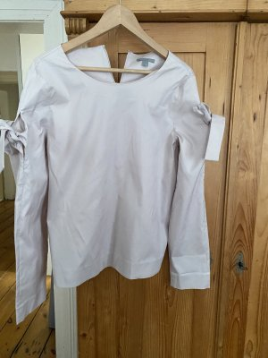 COS Blouse topje room-wolwit