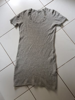 COS 100% Kaschmir Kleid grau Gr. S ca 36 neuwertig