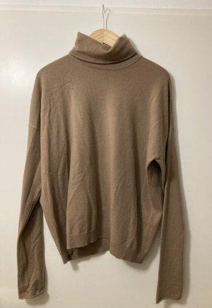COS Kaszmirowy sweter Wielokolorowy Kaszmir