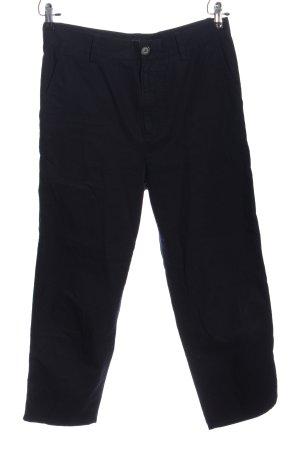COS 3/4-broek zwart casual uitstraling