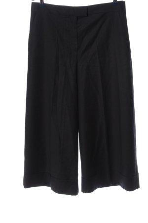 COS Pantalone a 3/4 nero stile professionale
