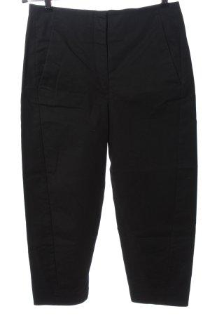 COS 7/8-Hose schwarz Streifenmuster Casual-Look