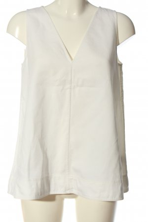 COS Mouwloze blouse wolwit elegant