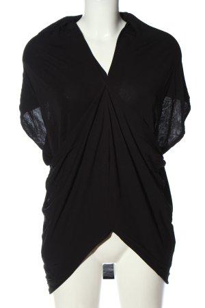 COS ärmellose Bluse schwarz Elegant