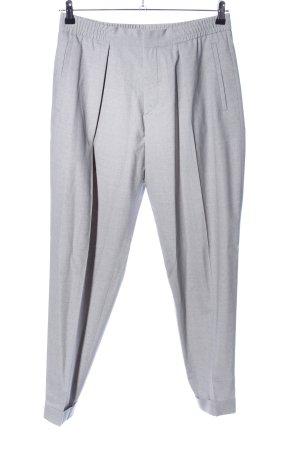 COS Pantalone da abito grigio chiaro modello web stile casual