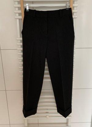 COS Pantalone di lana nero Lana