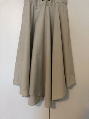 COS Asymmetry Skirt multicolored