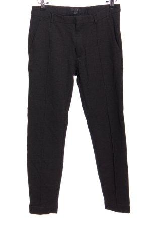 COS Pantalon «Baggy» noir style d'affaires