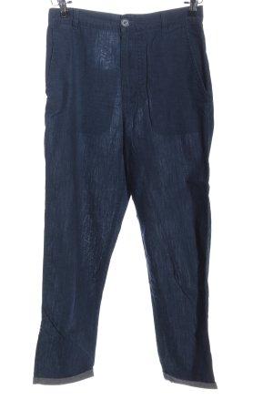 COS Baggy Pants blau Casual-Look