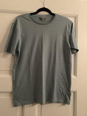 COS T-shirt lichtblauw