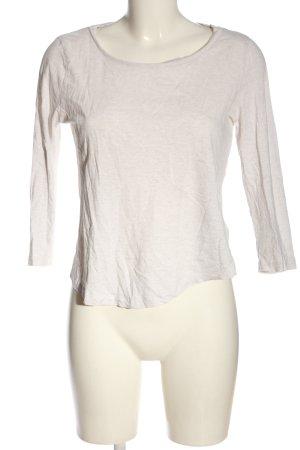 COS Basic-Shirt wollweiß Casual-Look