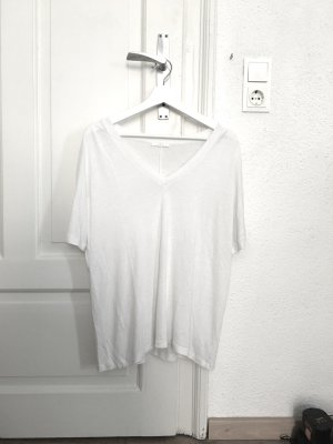 COS Basic Tshirt mit V Ausschnitt Gr. S/M