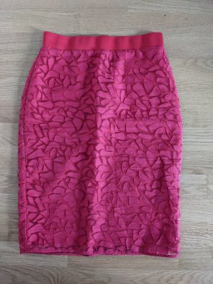 COS Pencil Skirt multicolored cotton