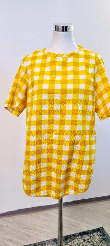 COS / Bluse/ Größe L-40 / Sonnengelb/ Neu ohne Etikett