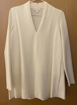 COS Lange blouse licht beige