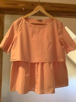 Cos Bluse in rosa, Größe 42