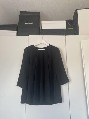 COS Bluse schwarz mit volant