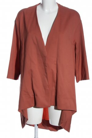 COS Giacca a blusa rosso puntinato stile casual