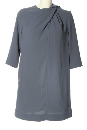 COS Robe chemisier gris clair style d'affaires