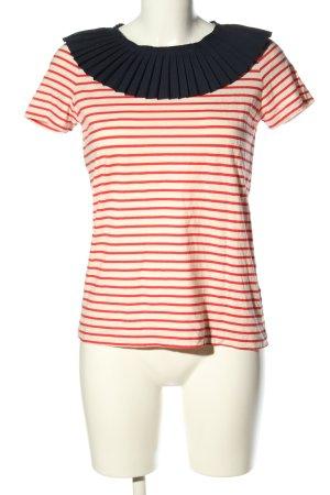 COS Cols de blouses motif rayé style décontracté