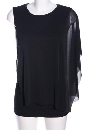COS Blusentop schwarz Elegant