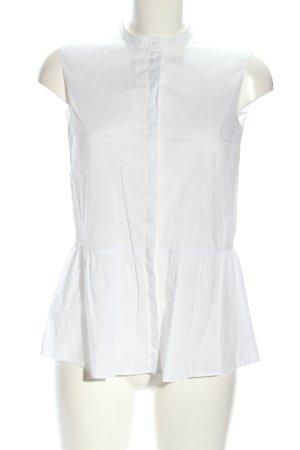 COS Blouse topje wit zakelijke stijl