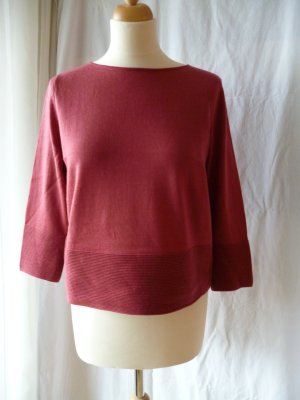 COS Boxy Strickpullover aus Wolle in S