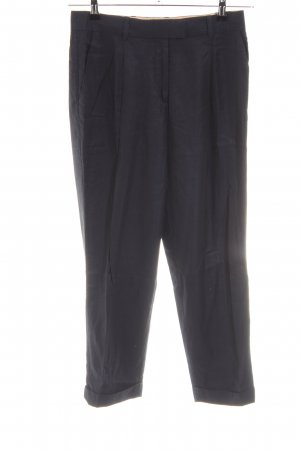 COS Pleated Trousers black casual look