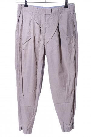 COS Pleated Trousers light grey casual look