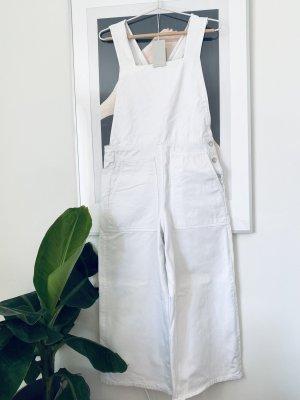 Cos canvas white Jumpsuit