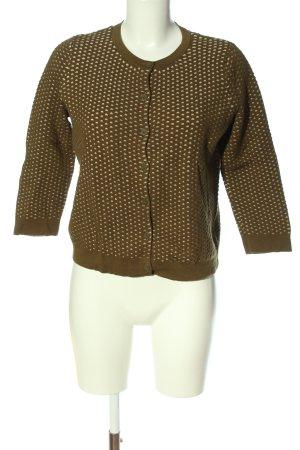 COS Cardigan bronzefarben Casual-Look