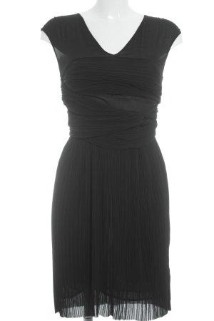 COS Cocktailkleid schwarz Elegant