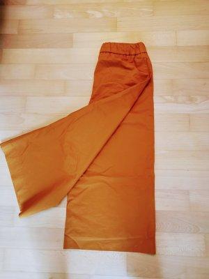COS Falda pantalón de pernera ancha multicolor Algodón