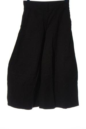 COS Culotte noir style décontracté
