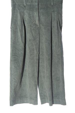 COS Falda pantalón de pernera ancha gris claro look casual