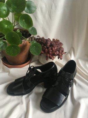COS cutout heels