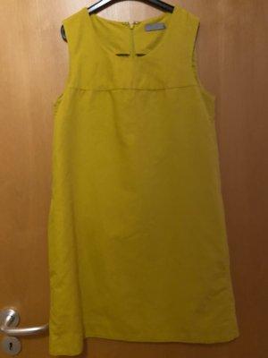 COS Damen Kleid gelb XS 34