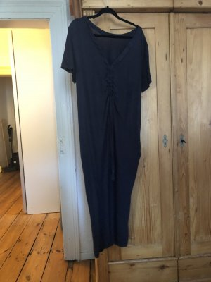 COS Maxi Dress dark blue