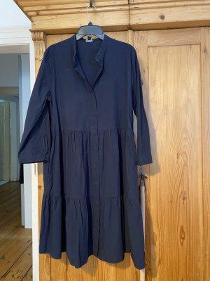 COS Longsleeve Dress dark blue