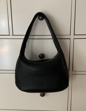 COS Echtleder Tasche schwarz NEU