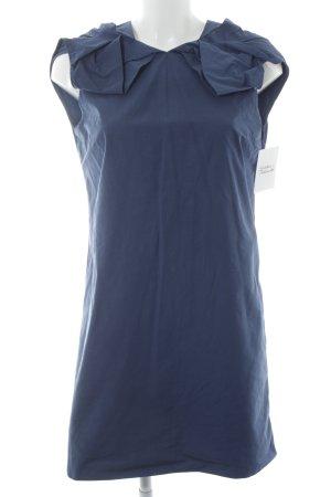 COS Robe fourreau bleu foncé style d'affaires