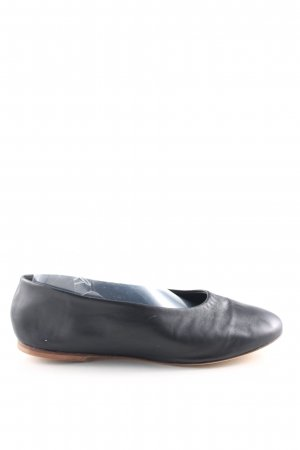 COS Bailarinas plegables negro estilo clásico