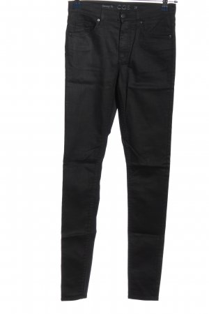 COS Five-Pocket Trousers light grey-black casual look