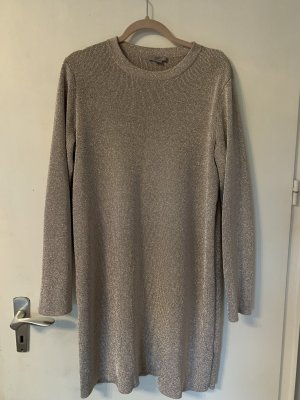 COS Sweater Dress rose-gold-coloured