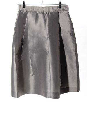 COS Glockenrock silber/grünfarben Elegant