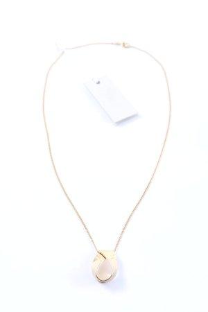 COS Halskette goldfarben Casual-Look
